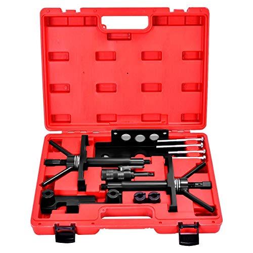 (Goplus Crankshaft Timing Locking Tool Set, Volvo Crankshaft Alignment Engine Kit for 850, 960, S40, S70, S90)