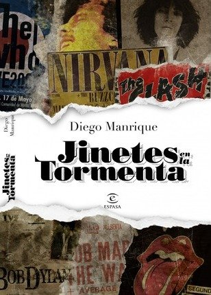 JINETES EN LA TORMENTA. 1ª edición