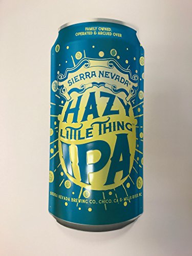 (Sierra Nevada Brewing Company - Hazy Little Thing IPA - 3D Metal Sign)