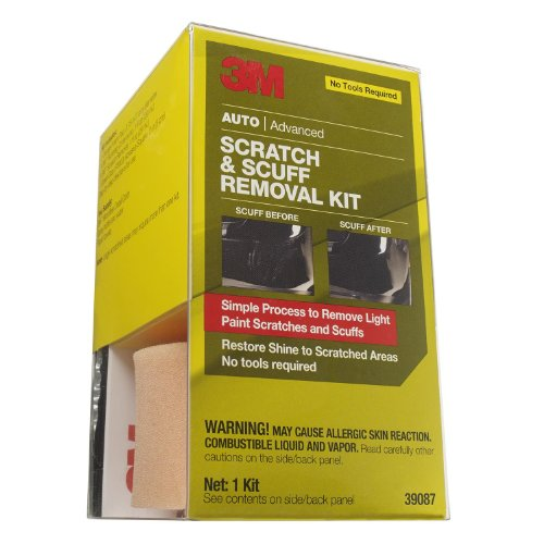 3M 39087 Scratch and Scuff Removal Kit - 1 oz. by 3M (Image #3)