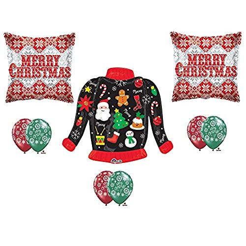Christmas Jumper Party: Ugly Christmas Sweater Party Decorations: Amazon.com