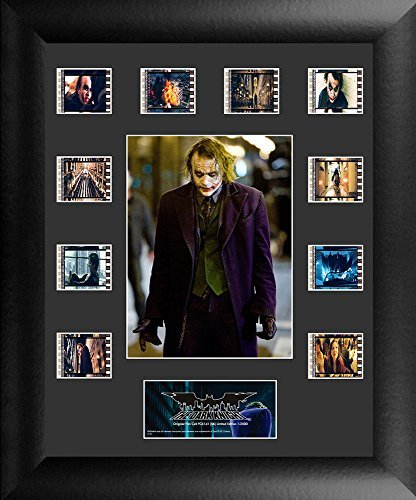 Batman The Dark Knight S6 Joker Mini Montage Filmcell Presentation