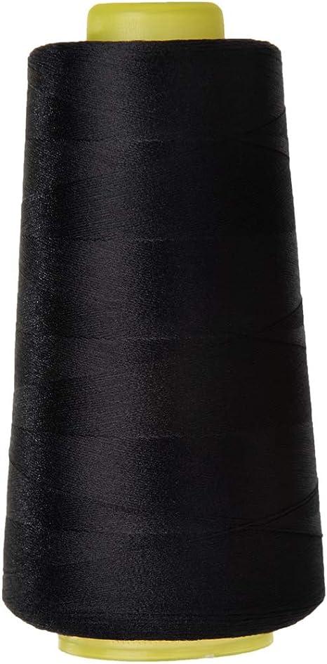 Hilo elástico de nailon 100D/2 para coser ropa interior de tela ...