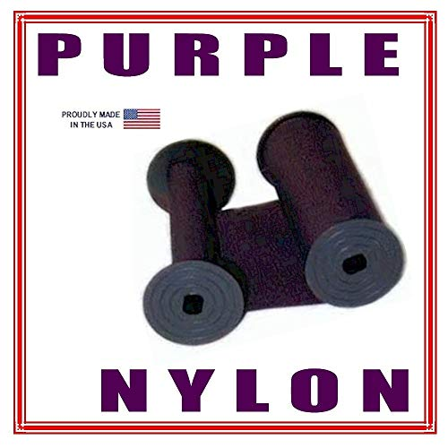 DBP Rapidprint A-RE 5650 Time Stamp Ink Ribbon, Purple Nylon, 1096-0277