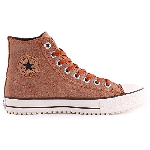 Converse Baskets Conv Boot Mid Kids cognac