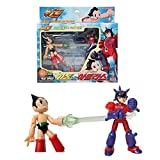 Astro Boy Vs Atlas Real Action Figure Doll Takara Sonokong Collection Gift Toy
