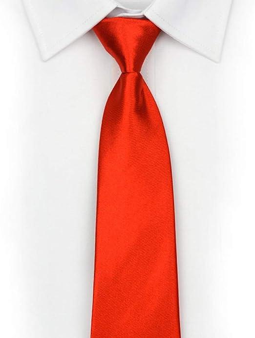 MANTIAN Las señoras Lazo Corbata 7 cm clásico Negro Vestido Rojo ...