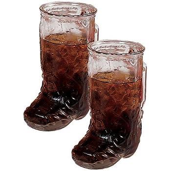 Amazon Com Clear Plastic Cowboy Boot Mugs 1 Dz Coffee