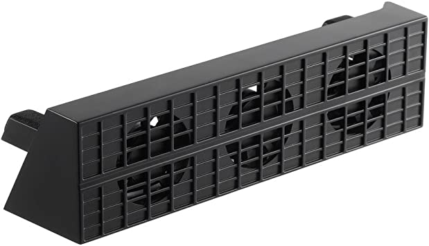 LESHP Ventilador de Refrigeración Súper Refrigerador Ventilador PS4 Turbo de Calor Exhauster para la Consola de ...