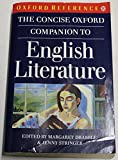 The Concise Oxford Companion to English Literature, , 0192826670