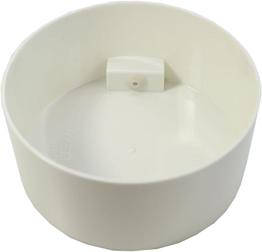 Black cap /& Body plastica Coffeevac Il Contenitore per caff/è definitivo sigillato a Vuoto Tightpac America 1.85-Liter//1.6-Quart Inc da Circa 450 g
