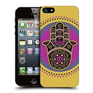 Head Case Designs Miriam Hamsa Protective Snap-on Hard Back Case Cover for Apple iPhone 5 5s