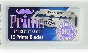 Dorco 100 Piece Prime Double Edge Razor Blades