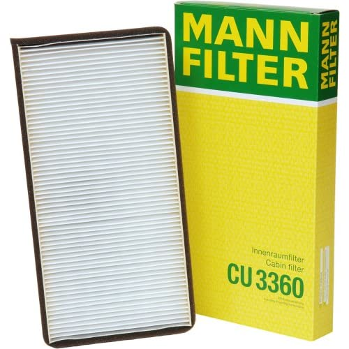 Mann Filter CU 3360 Cabin Filter For Select Porsche Models Low Cost