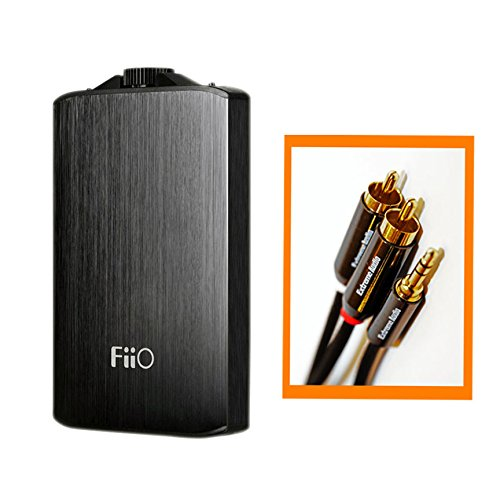 FiiO A3  Kilimanjaro 2 Portable Headphone Amplifier with Ext