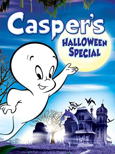 Casper Ghost Halloween Movie (Casper's Halloween)
