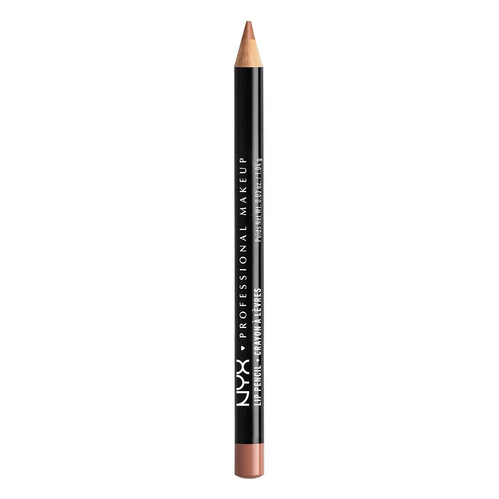 NYX PROFESSIONAL MAKEUP Slim Lip Pencil, Natural
