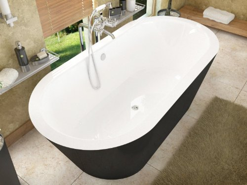 Atlantis tubs 3270vy valley freestanding soaking bathtub for Best soaker tub for the money