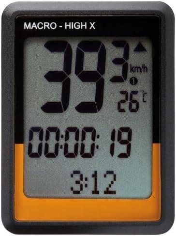 Image of O-Synce bike computer wireless MACRO high X (digital)