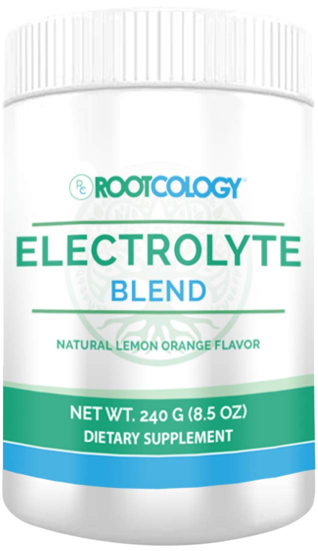 Rootcology Electrolyte Blend (240g / 30 Servings)