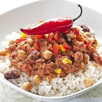 56 Comidas Chile proteínas – Dieta proteína: Amazon.es: Salud ...