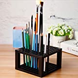 Foraineam 2-Pack 96 Holes Pencil & Brush Holder