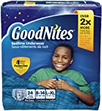 Goodnites Underwear - Boy - Large/X-Large- 24 ct