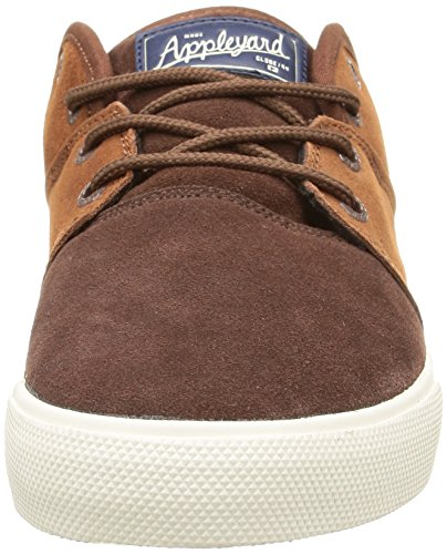 GlobeMahalo - Zapatillas Unisex adulto Marrón - Braun (ginger/brown)