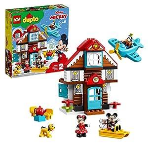 LEGO DUPLO | Disney Mickey's Vacation House 10889