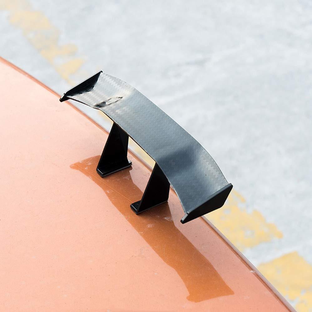 Car Accessories Modified Mini Spoiler Personality Decorative Spoiler Decoration by Sannysis (Image #5)