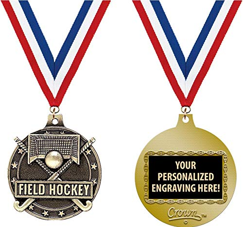 Field Hockey Medals, 2