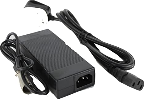 Cargador de batería 48 V 3 Amp - Patinete eléctrico (enchufe ...