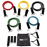 Fit Spirit® Fitness Exercise Resistance Bands - Set of 5