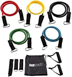 Fit Spirit® Fitness Exercise Resistance Bands - Choose Your Set
