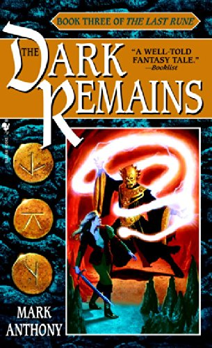 book cover of The Dark Remains