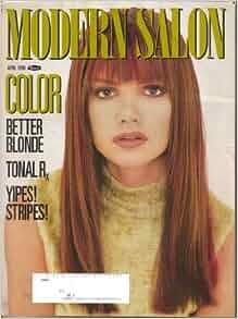 Modern salon magazine vol 82 no 4 april 1996 mary for Adam broderick salon reviews
