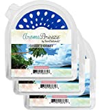 Best ScentSationals Home Aromas - Coast 2 Coast AromaBreeze Scented Halo 3 Pack Review