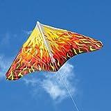 Flame Gayla Trendsetter Delta Kite