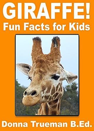 Giraffe! Fun Facts for Kids - A Giraffe Picture Book of ...