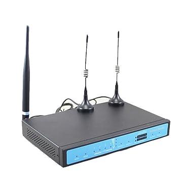 Enrutador Industrial 4G LTE, módem inalámbrico VPN con ...