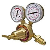 Ameriflame R360-510 Heavy Duty Single Stage Acetylene Regulator with CGA510 Inlet