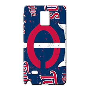 samsung note 4 Classic shell New Arrival Forever Collectibles phone back shell minnesota twins mlb baseball
