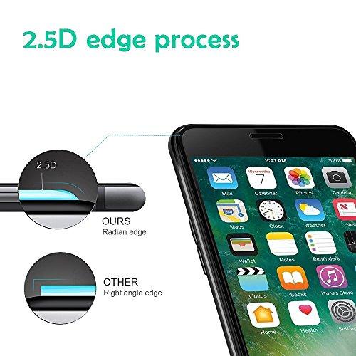 6s bolle Screen 8 unit 6 2 temperato Vetro per High Pack Definition senza trasparente Iphone 7 O 3 Protector q6w4q0