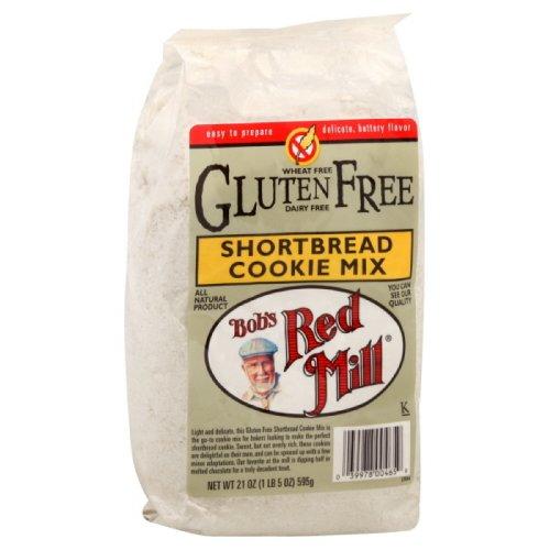 Gluten Free Shortbread Cookie Mix