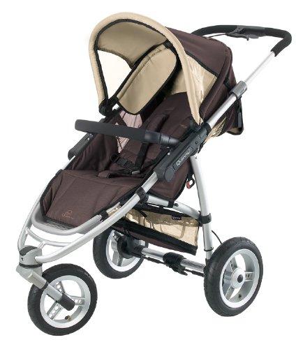 Quinny 70305730 Speedi - Silla de paseo con cesta, capota, barrera de seguridad,