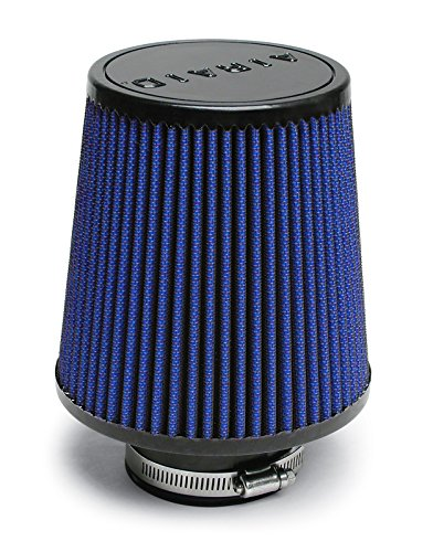 "Universal Air Filter - Cone 3"" FLG 6""B x 4-5/8""T, 6""H - Synthamax"