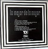 LP LO MEJOR DE LO MEJOR -EMIRF BOSCAN-LOS CAZADORES-SUPERCOMBO LOS TROPICALES-EL CLAN DE VICTOR-RANIA-DIEMNSION LATINA TH LP