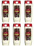 Old Spice Fresher Collection Men's Body Wash, Timber, 16 Fluid Ounce (Pack of 6)