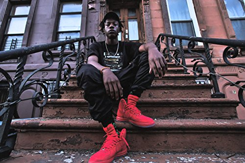 Joey Bada$$ Badass Rap Music Hip-Hop Poster