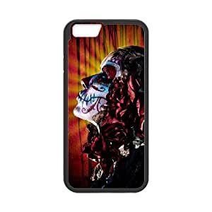 "PCSTORE Phone Case Of Artistic Skull For iPhone 6 (4.7"")"